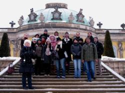 1st EGPD in Potsdam, field trip